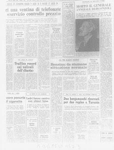 1 AGOSTO 1973