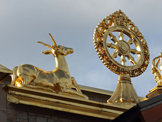 Kadampa World Peace Temple at Conishead Priory