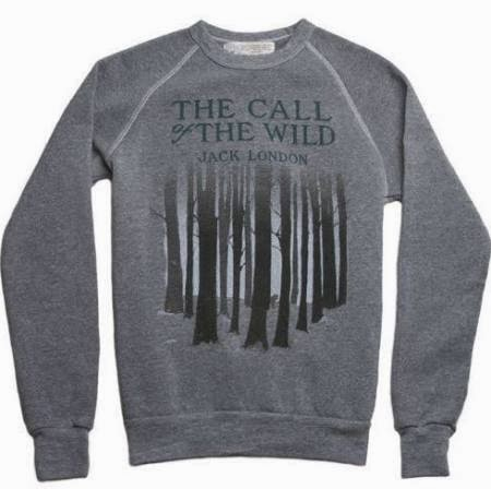 Valentine's Day Gifts for Book Lovers - Literary sweatshirts