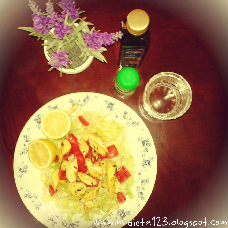 Empiezo Dieta: DIETA CETOGENICA - TRAMO 1 - ALIMENTACION DIA 1