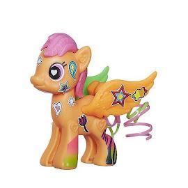 MLP Wild Rainbow Style Kit Scootaloo Hasbro POP Pony