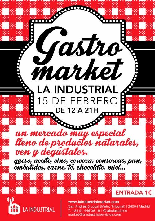 gastromarket, la industrial, Madrid, mlasaña