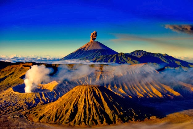 bromo midnight