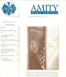 AMITY NEWS SERVICE