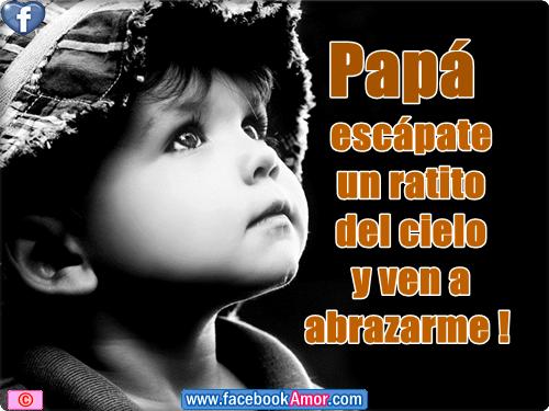 Frases Para Papa En El Cielo
