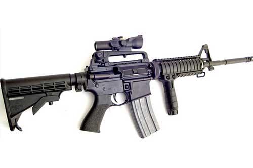 Armas de fuego - Rifles Y Fusiles R15 Arma