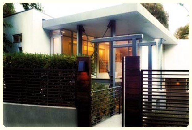 Kumpulan contoh pagar rumah minimalis
