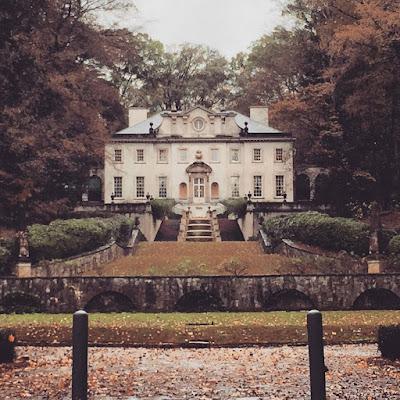 Architect Design™: Swan House   A Visit To Atlanta To See Shutzeu0027s  Masterpiece.