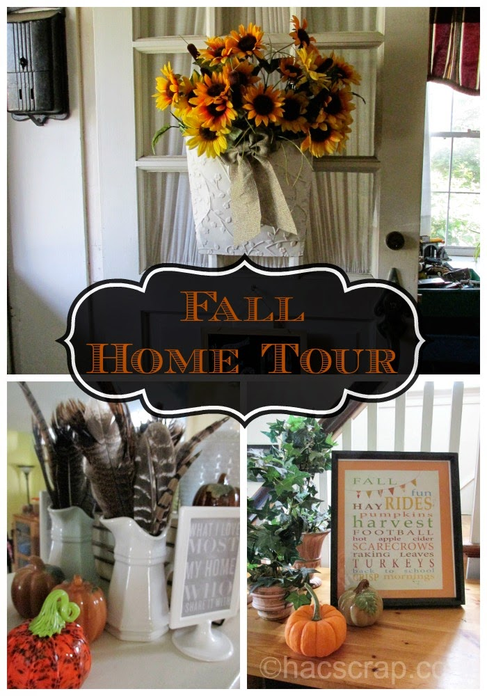Simple and Casual Fall Decorating and DIY Ideas