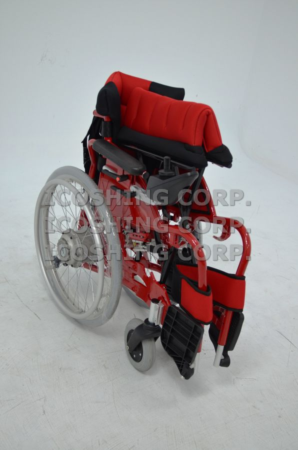 Enjoy the ride with icoshing sa175c2 powerchair Portable motorized wheelchair