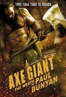 Filme Axe Giant The Wrath of Paul Bunyan Legendado AVI DVDRip