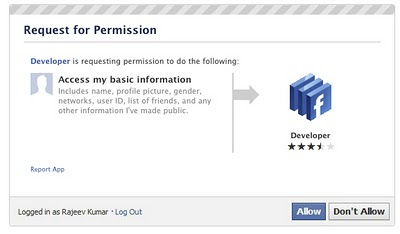 Developer permission