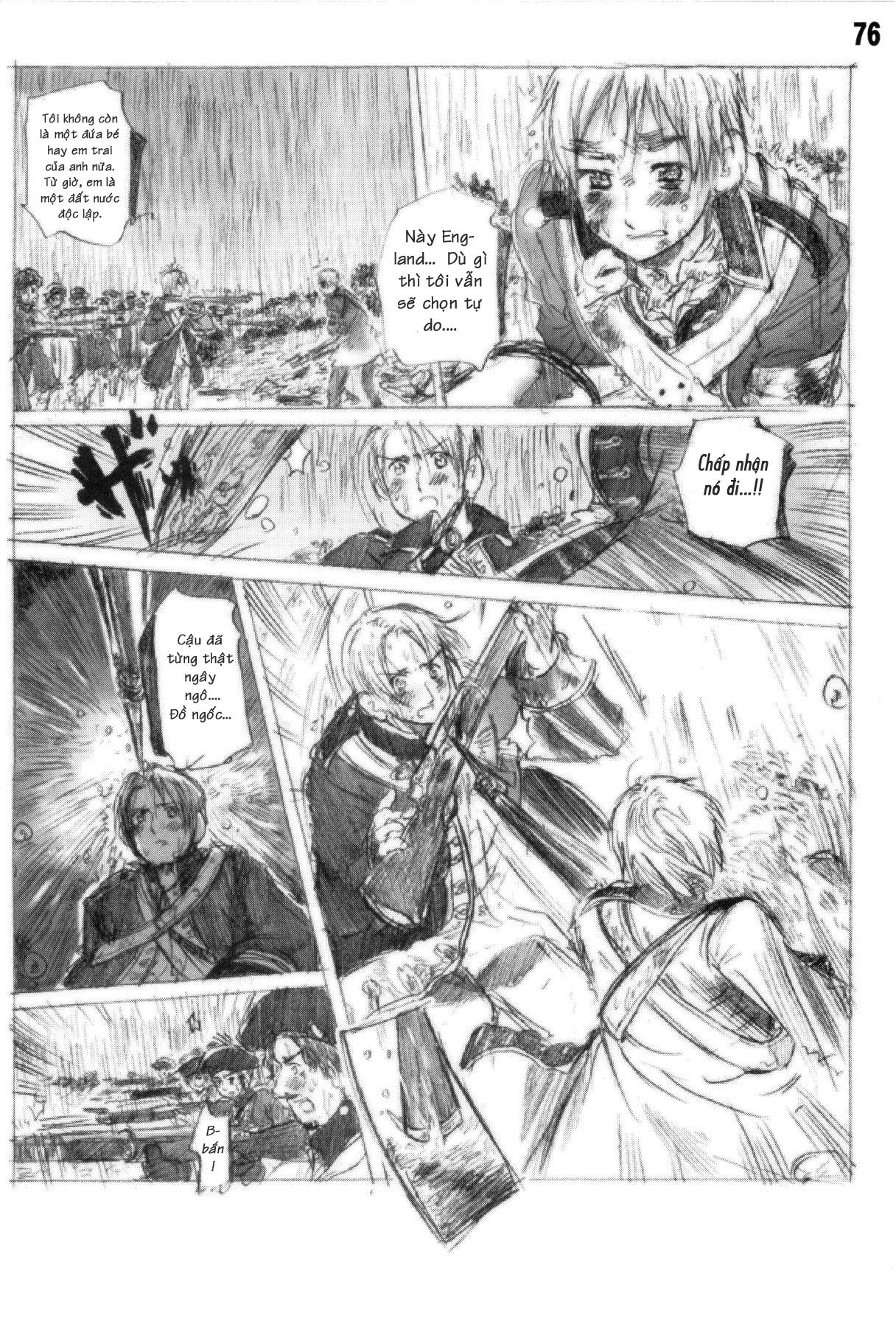 Axis Powers Hetalia chap 5 - Trang 5
