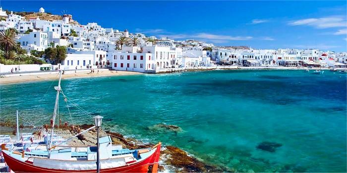 Le isole pi belle da visitare in grecia il blog di for Grecia vacanze
