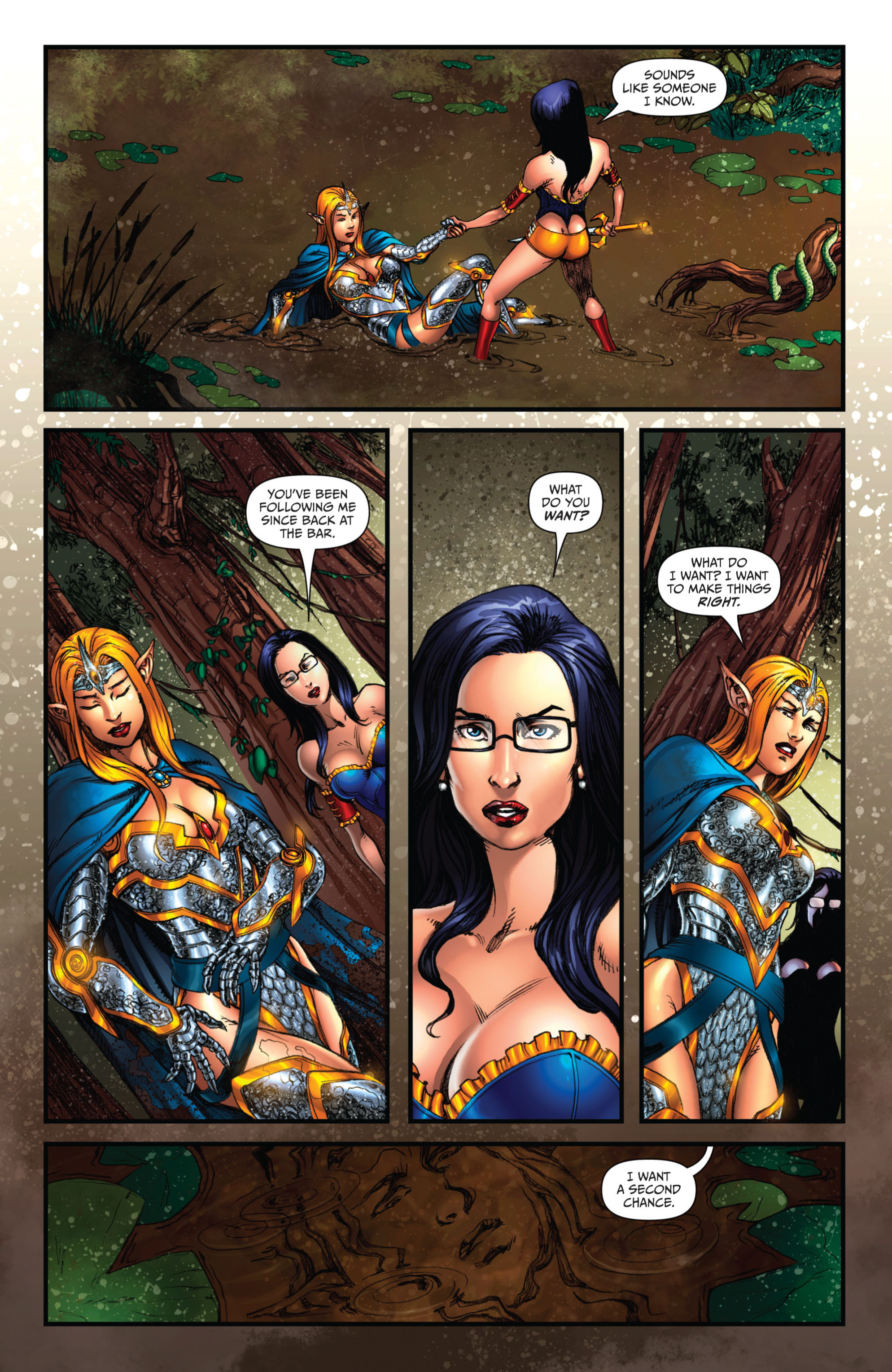 Grimm Fairy Tales (2005) Issue #73 #76 - English 6