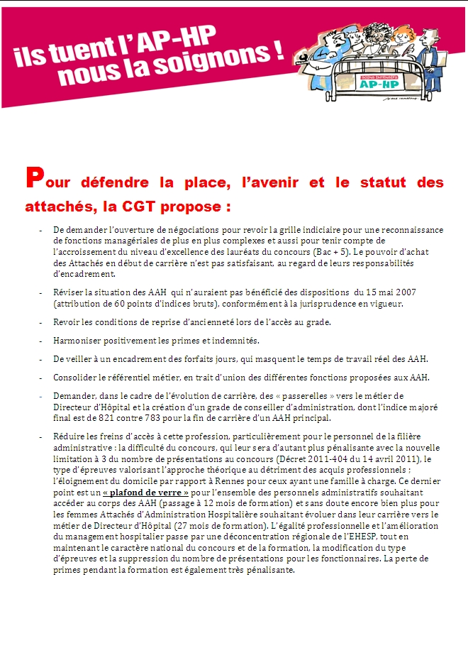 Usap cgt tract sp cifique aah attach d 39 administration hospitali re - Attache d administration grille indiciaire ...