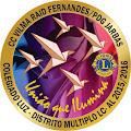 PIN da CC Vilma Raid Fernandes - Presidente do Distrito Múltiplo LC