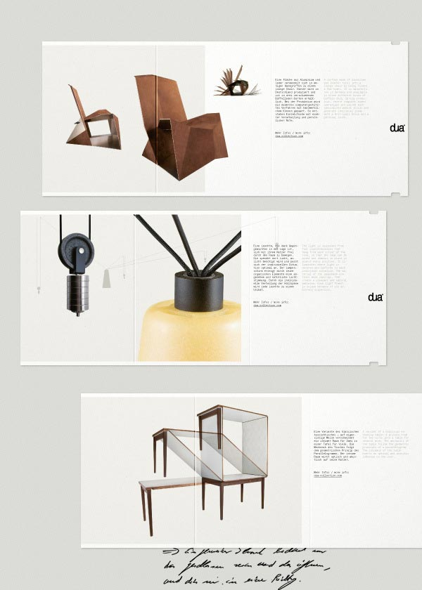 25 Modern Furniture Catalogue & Brochure Designs Jayce o