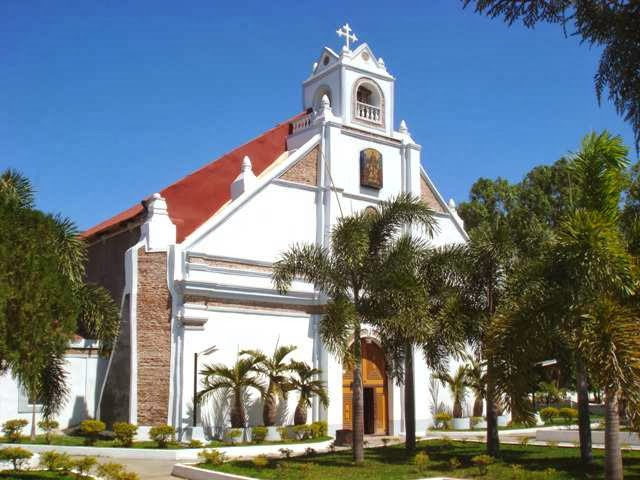 San Vicente (Ilocos Sur) Philippines  city photos gallery : Sta Catalina Church, Ilocos Sur