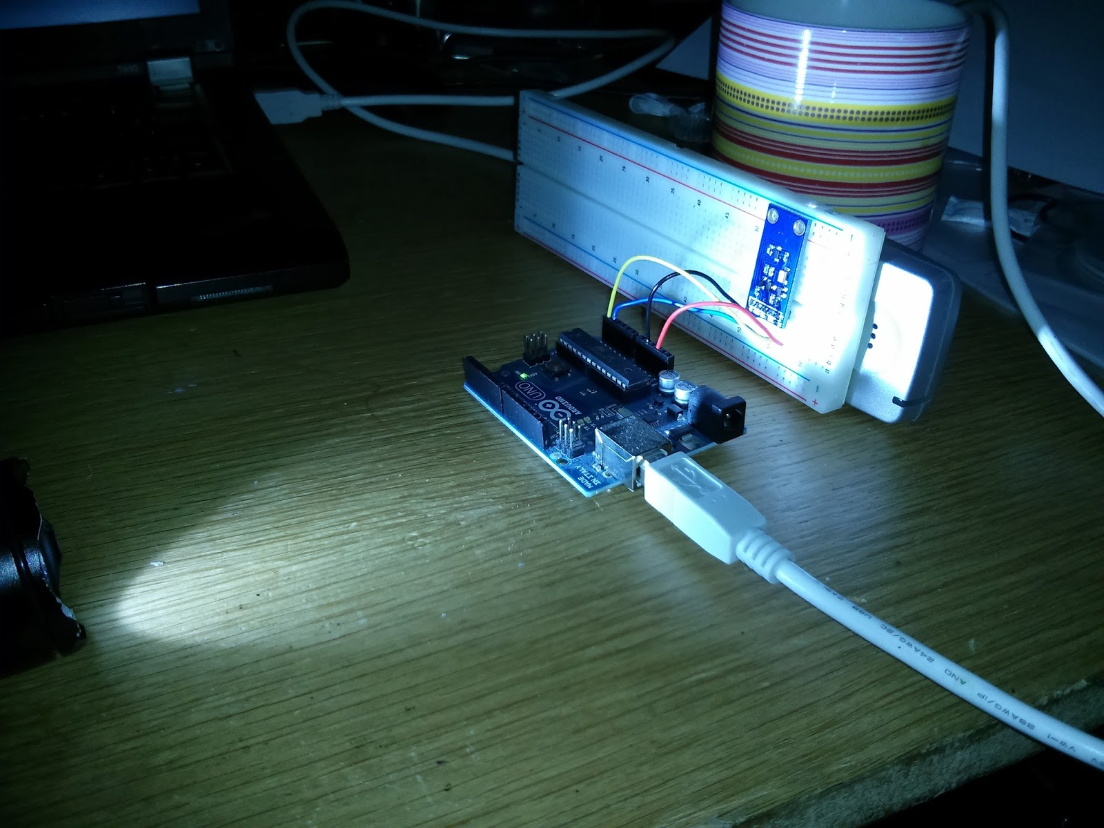 PIR Motion Sensor Tutorial - 1