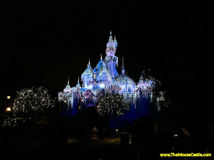Sleeping Beauty Castle getting a magical holiday makeover