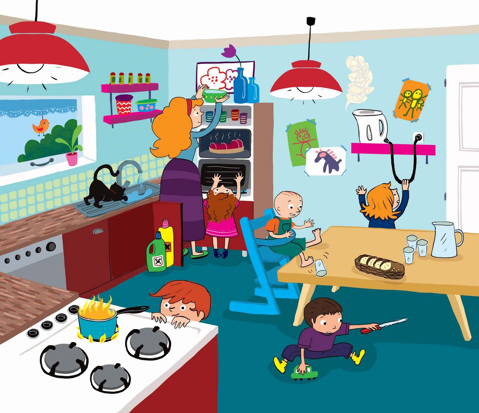 Sophie rohrbach magnet pour advita - La cuisine des enfants ...