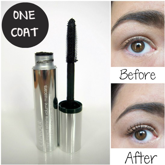 Cliniqe High Impact Extreme Volume Mascara: Review and Pictures