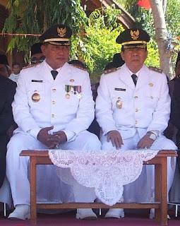 Bupati Bima, Ferry Zulkarnain - Wakil Bupati, Syafruddin