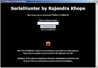 download Serial Hunter Software Pencari Serial Number