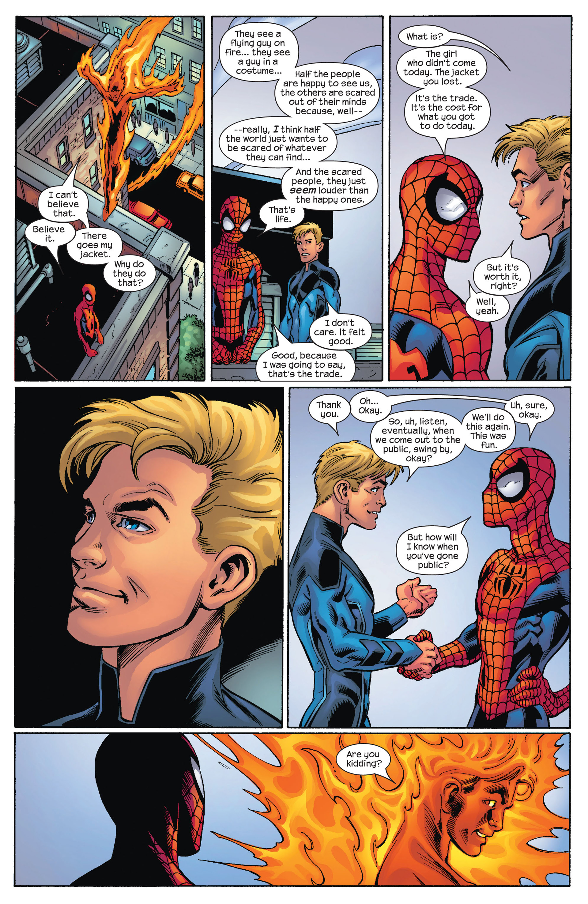 Ultimate Spider-Man (2000) Issue #69 #73 - English 22
