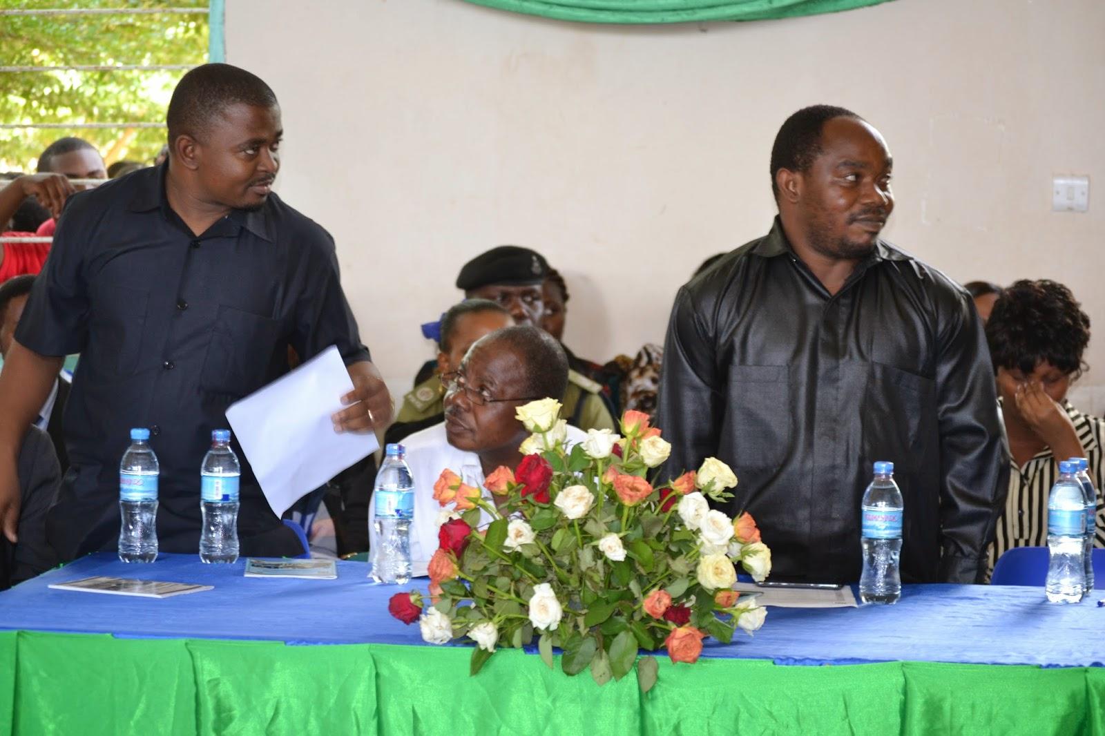 wa Mtwara walikuwepo katika Mahafari hayo ya Chuo cha Utumishi wa Umma