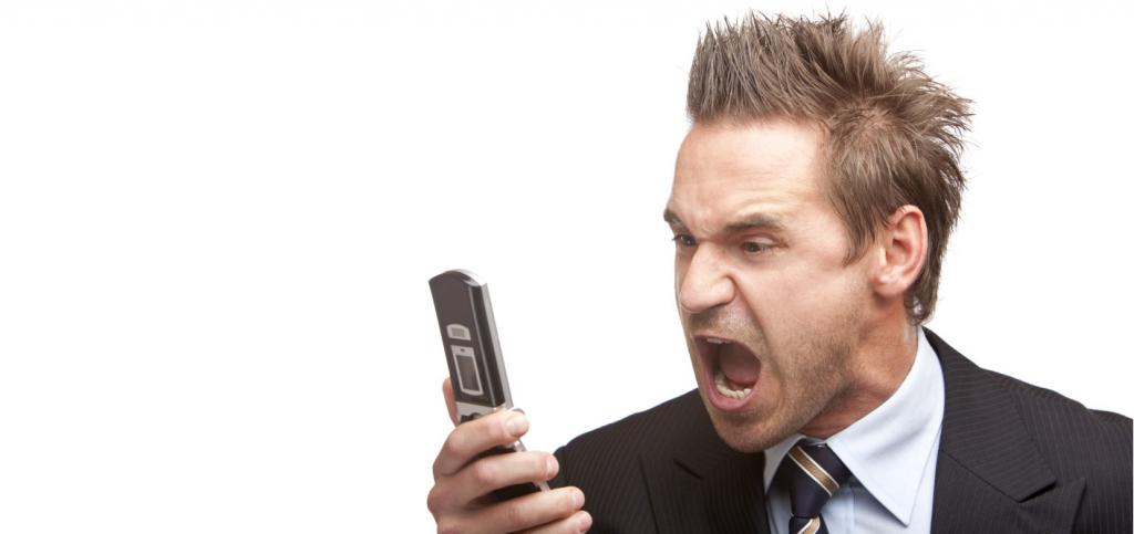 Tips Meredakan Pelanggan yang Marah