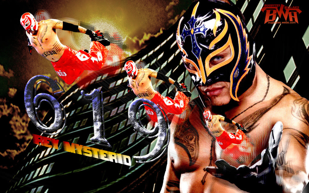 Wwe Rey Mysterio 619 New HD Wallpapers