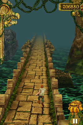 temple run infinite run glitch gold coins unlock character password resurrect iphone ipad ios