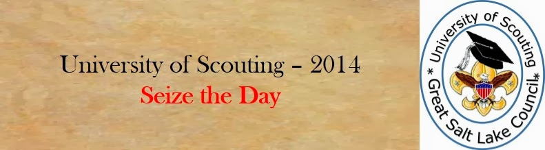 Univ of Scouting