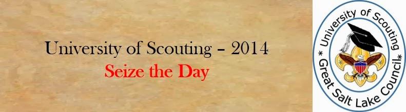 Univ of Scouting