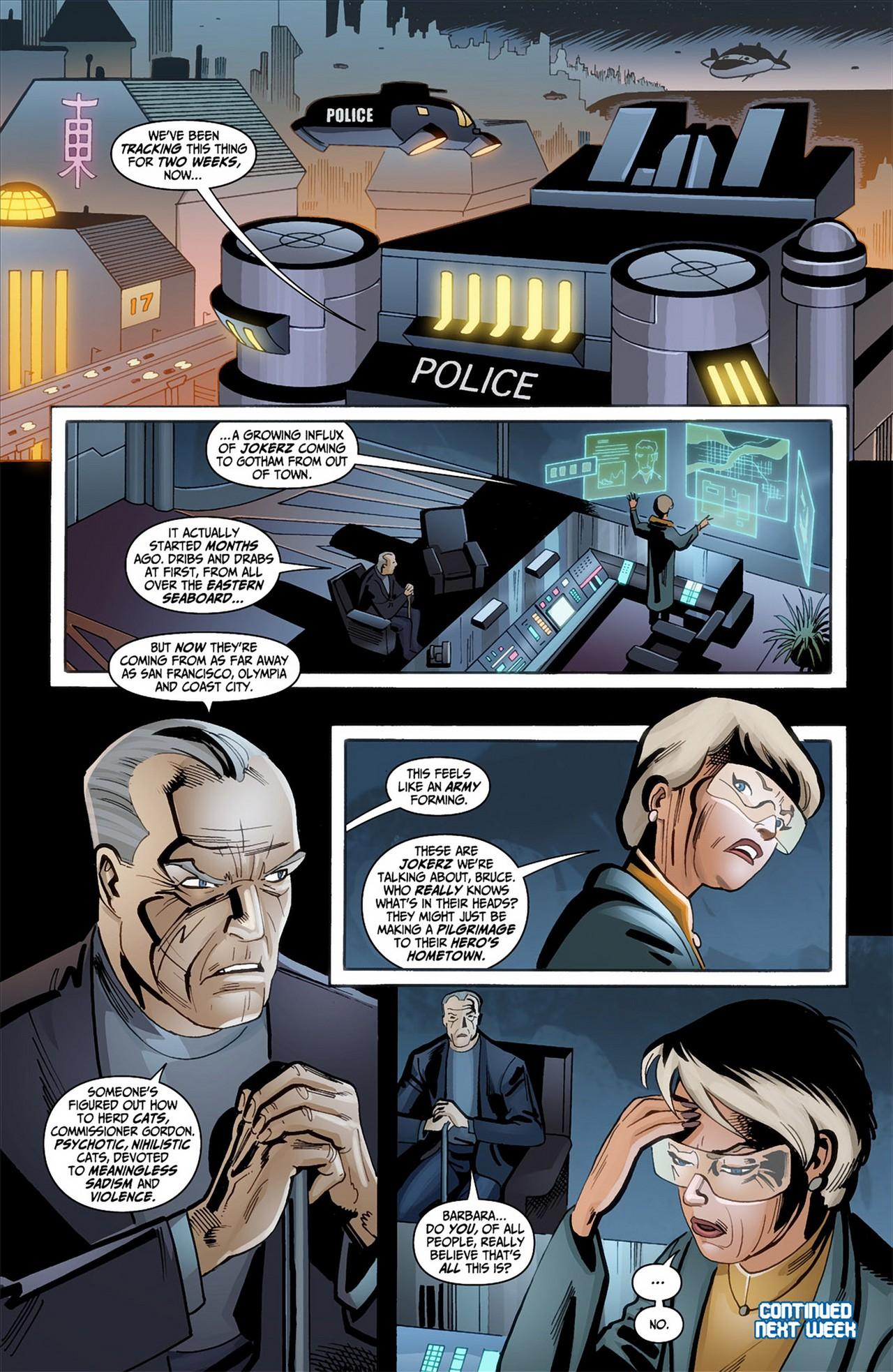 Batman Beyond (2012) Issue #1 #1 - English 11