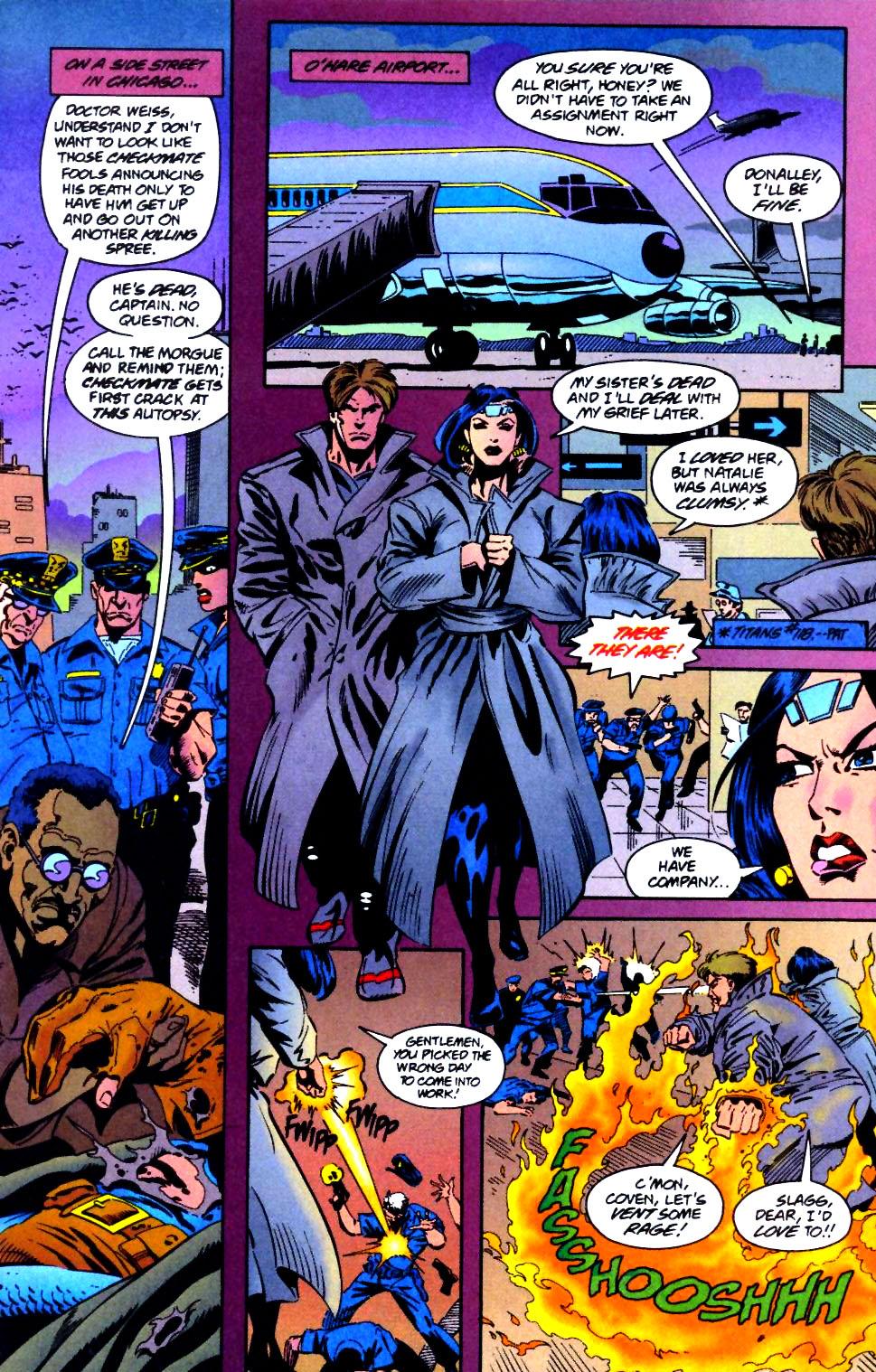 Deathstroke (1991) Issue #44 #49 - English 2