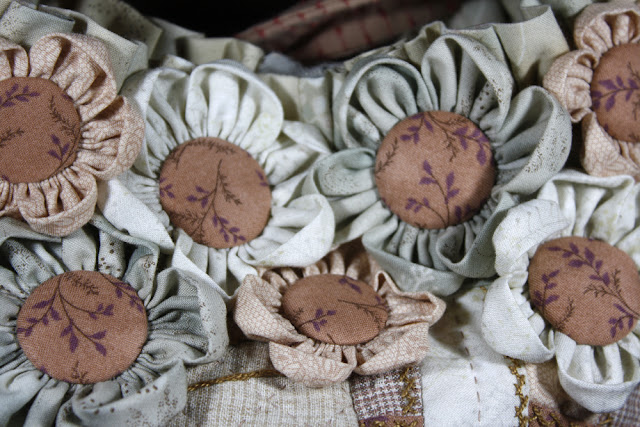 Detalle bolso patchwork