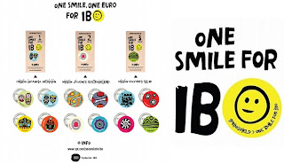 "Chapas deSpringfield ""One Smile for Ibo"""