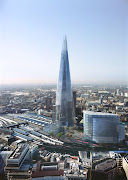 The Shard, London, England. Height: 310 meters (1,020 feet); Stories: 95 .