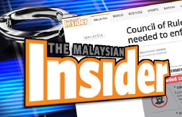The Edge Dilaporkan Ingin Menjual The Malaysian Insider