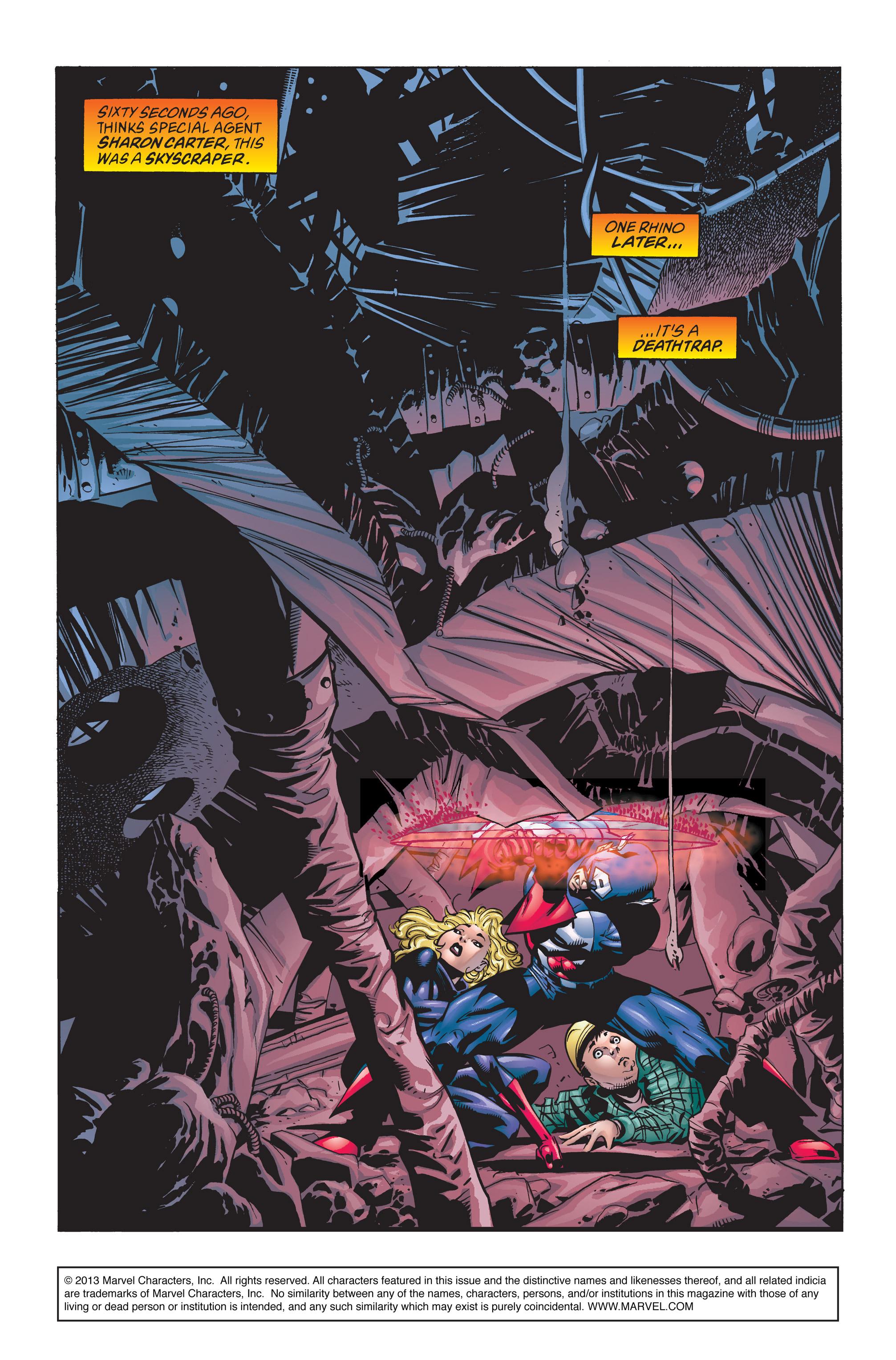 Captain America (1998) Issue #10 #16 - English 2