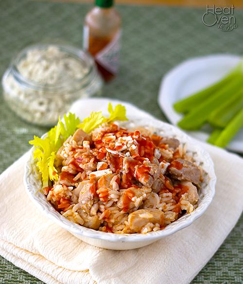 Buffalo Rice