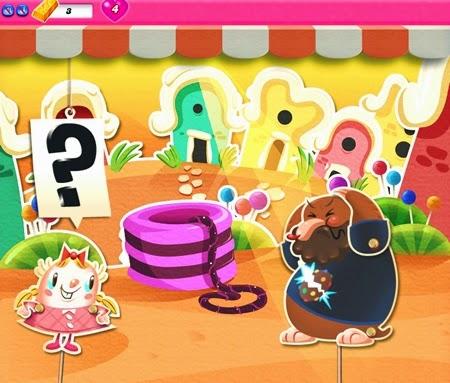 Candy Crush Saga 681-695