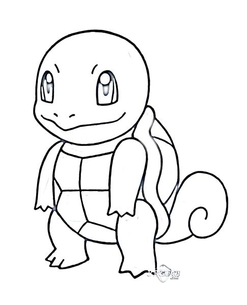 Coloring Pages Fun Pokemon Dungeon Coloring Pages