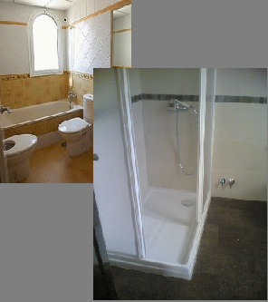 Como hacer de una ba era un lugar seguro haga de su hogar el lugar mas seguro - Como se coloca un plato de ducha ...