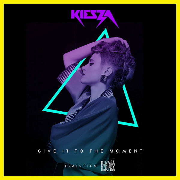 Kiesza - Give It To the Moment (feat. Djemba Djemba) - Single Cover