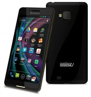 Smartfren Andromax U -Andromax U merupakan smartphone keluaran terbaru
