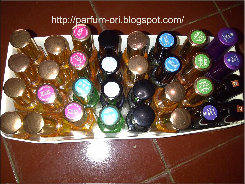 Pengiriman Parfum ke Jakarta - Maret 2013